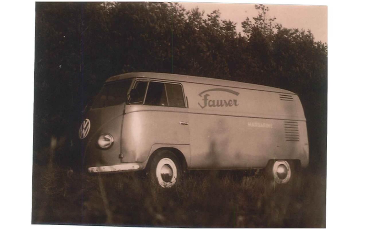 Fauser Vitaquell VW Bus